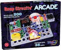 Elenco Snap Circuits Arcade Electronics Interactive Educational Discovery Kit