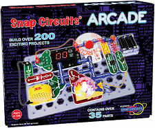 Elenco Snap Circuits Arcade Electronics Interactive Educational Discovery Kit