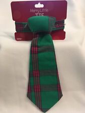 Baby Boy Christmas Tie (0-12 Months)