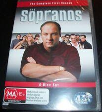 The Sopranos The Complete First Season 1 (Australia Region 4) DVD – New