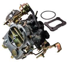Zinc Alloy 2 Barrel Carburetor for Chevrolet 350/5.7L 400/6.6L Carb Replacement