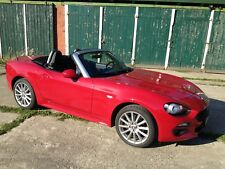 Fiat 124 Spider 2017er Roadster.  GELEGENHEIT !!!