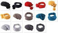 Bonnets coton mélangé pour femme