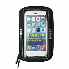 New listing LEXIN Magnetic motorcycle Tank Bag sportbike phone holder fit iphone / Android