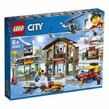 LEGO 60203 La station de ski  ++ SET Neuf et scellé ++ NEW SEALED MONTAGNE NEIGE