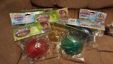 ORB ball of Slimy Bubbleezz or Glitter Squishy Slime Filled Ball. FUN FUN FUN