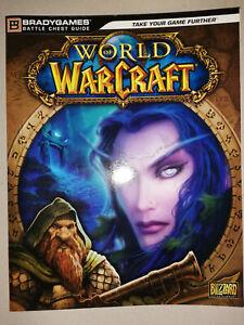 World of Warcraft Buch Bradygames