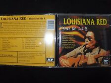 CD LOUISIANA RED / BLUES FOR IDA B / RARE /