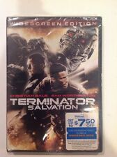 NEW Terminator Salvation (DVD, 2009, WS)NEW Authentic US Release