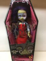 Living Dead Dolls Mezco Series 6 Calico Factory Sealed