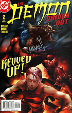 THE DEMON #2 SIGNED BY ARTIST POP MHAN (LG)