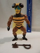 He-Man Masters / Universe MOTU BUZZ OFF Loose Complete Tight Stands Holds