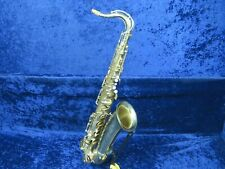 Vito Tenor Saxophone Ser#2011A French Style Right Hand Needs Tweak