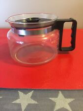 GE / Black Decker 10-Cup Spacemaker/Spacesaver Coffee Maker Carafe Pot SDC 1 2 3