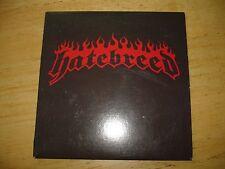 HATEBREED I Will Be Heard/Follow Promo CD Single (CD, 2002) Rare, Like New
