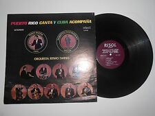 LP- ORQUESTA RITMO SWING ON RISOL RECORDS