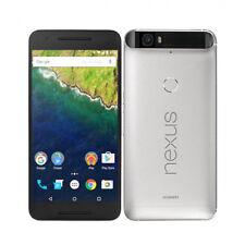 Huawei Google Nexus 6P 32 Go Argenté GSM Désimlocké Android Mobile Phone H1512