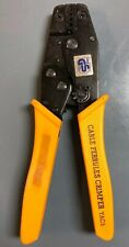 Cable Ferrule / Cord End Terminal Crimping Tool YAC-5 0.5~6mm2 GS KSS Taiwan