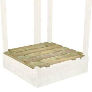 WICKEY Smart Cover 105 Deckel für Sandkasten Spielturm