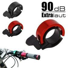 Fahrradklingel slim Fahrradglocke laut MTB Fahrrad Roller Klingel Glocke Lenkrad
