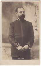 John Philip Sousa (American composer/ The March King) – signed photograph