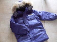 giacca piumino in piuma d'oca con cappuccio manudieci fucsia bambina 4 anni | eBay