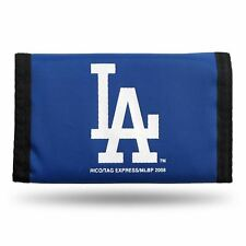 Los Angeles Dodgers Wallet Nylon Trifold Rico