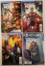 Generation Hope #13-16!! Vol.1,2011 series... 4 total NM comics!!