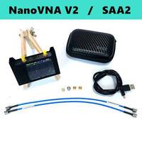 NanoVNA V2 50kHz-3GHz Vector Network Analyzer Antenna Analyzer UHF HF VHF VNA