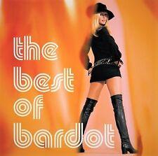 BRIGITTE BARDOT - THE BEST OF BARDOT - CD - NUOVO!