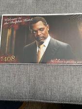 1408 Movie Postcards (unOpened) From 2007 Movie
