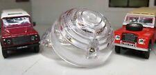 Land Rover Defender Series 3 Sidelight Side Light Lamp Genuine OEM Wipac Lens x2