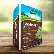 WESTLAND LANDSCAPE BARK 100L HELP SUPPRESS WEED GROWTH, LOW MAINTENANCE BEDS
