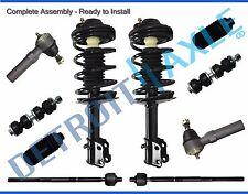 2001-2010 Chrysler PT Cruiser Exc Turbo Front Struts Tie Rod Sway Bar Link Kit