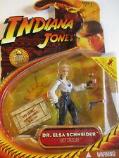 Hasbro Indiana Jones Dr. Elsa Schneider Last Crusade Figure
