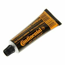 Continental Carbon Tubular Rim Cement Tube in Carbon - Black - 25 g