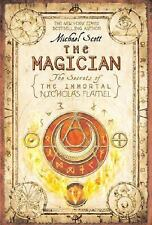 The Magician (The Secrets of the Immortal Nicholas Flamel #2), Scott, Michael, 0