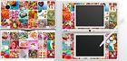 Nintendo NDSi DSi Original - candy - Golosinas - 4 piezas - Pegatina Piel GB