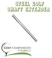 "Steel Golf Club Shaft Extender - For 1 Club Upto 4"" Club Extension"