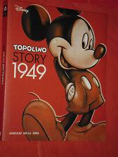 WALT DISNEY-TOPOLINO STORY 1949 N°1 - VOLUME A FUMETTI DI QUASI 200 PAGINE
