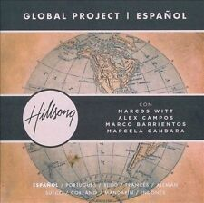 Hillsong: Global Project Espanol (CD) Musica Cristiana NEW