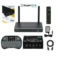 Superbox Elite Latest And Greatest Top Of The Line Superbox 4gb Ram 32Gb Memory
