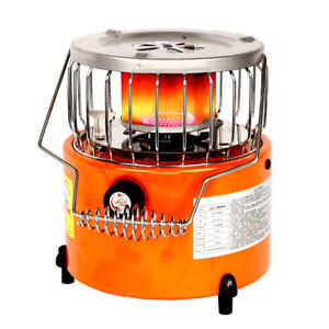 Camping Stove Heater Winter Warmer Heating Cooker Fit Camping Backpacking