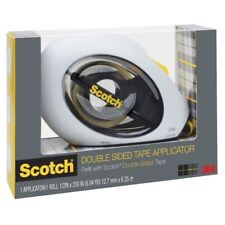 Scotch Double Sided Tape Applicator with Tape 12mm x 64m