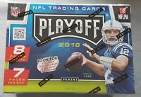 Panini Playoff Football Box 2016  NFL Blaster Trading Cards Sammelkarten