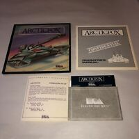 UNTESTED 1986 Electronic Arts Arctic Fox Dynamix Commodore 64/128 Computer Game