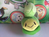 Pokemon Plush Budew throw pokeball Toy Jakks doll stuffed figure toy USA Seller