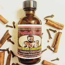 Beard Wash Concentrate by Pugilist Brand - Cinnamon Clove