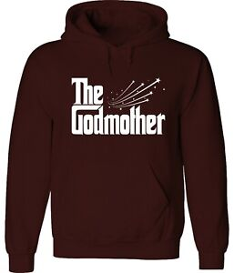 The Godmother Unisex Graphic Hoodie Sweatshirt
