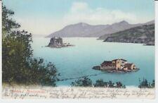 Ansichtskarte Griechenland  Korfu - Corfou  Ponticonissi   1910
